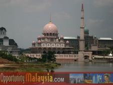 The Putra Mosque in PutrajayaPutrajaya is a new administration centre of Malaysia that is located in the Multimedia Super Corridor (MSC) area. Putrajaya is the third Federal Territory of Malaysia